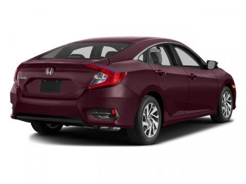 2016 Honda Civic Sedan EX BLACK V4 20 L Variable 81322 miles This 2016 Honda Civic Sedan 4dr