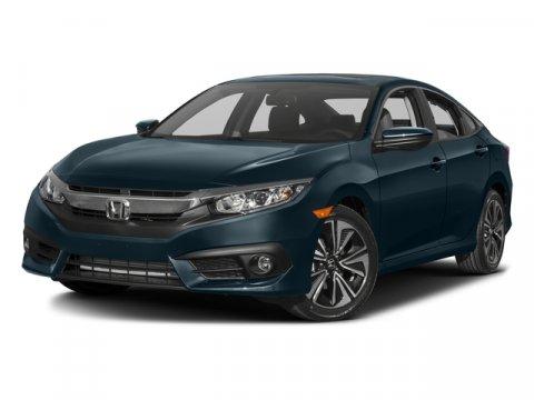 2016 Honda Civic Sedan EX-L BLACKGray V4 15 L Automatic 19191 miles Delivers 42 Highway MPG
