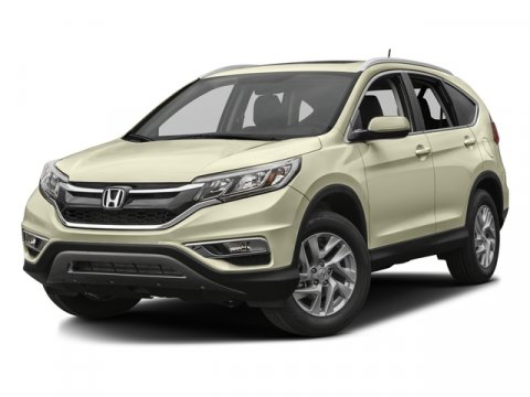 2016 Honda CR-V EX-L White Diamond Pearl V4 24 L Variable 7 miles  WHITE DIAMOND PEARL BEIGE