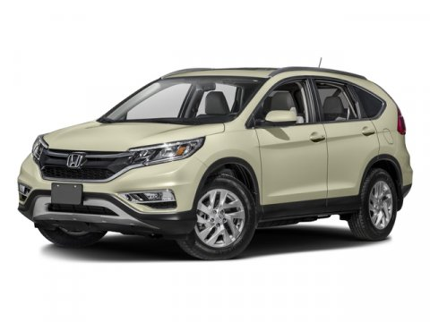 2016 Honda CR-V EX-L Modern Steel MetallicGRAY LEATHER V4 24 L Variable 2 miles   Stock 00