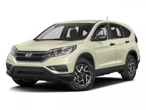 2016 Honda CR-V SE Modern Steel Metallic V4 24 L Variable 7 miles  MODERN STEEL METALLIC GRAY