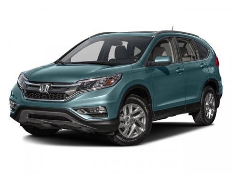 2016 Honda CR-V EX-L Alabaster Silver Metallic V4 24 L Variable 7 miles  ALABASTER SILVER MET