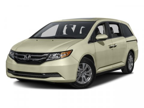 2016 Honda Odyssey EX-L Modern Steel MetallicGRY LEATHER V6 35 L Automatic 2 miles   Stock