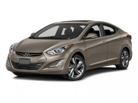2016 Hyundai Elantra Limited Shale Gray Metallic V4 18 L Automatic 7 miles Keyes Hyundai on V