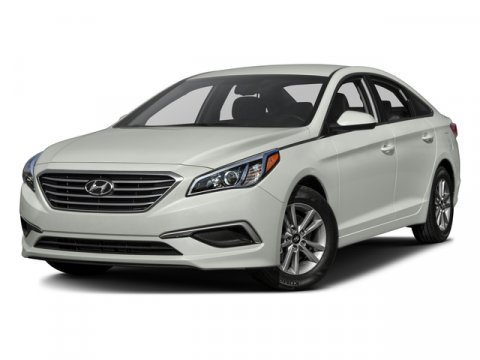 2016 Hyundai Sonata Quartz White Pearl V4 24 L Automatic 7 miles Keyes Hyundai on Van Nuys is