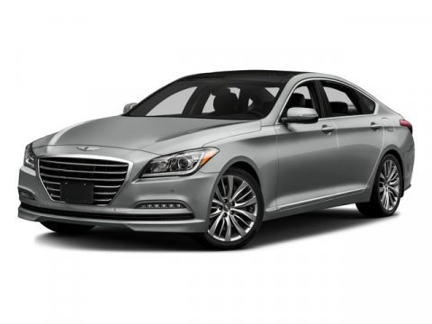 2016 Hyundai Genesis 38L Gray V6 38 L Automatic 4 miles Keyes Hyundai on Van Nuys is one of
