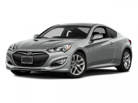 2016 Hyundai Genesis Coupe 38L Ultimate Empire St Gray Metallic V6 38 L Automatic 8 miles Ke