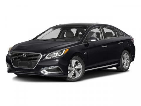2016 Hyundai Sonata Plug-In Hybrid Limited Pewter Gray Metallic V4 20 L Automatic 4 miles Key