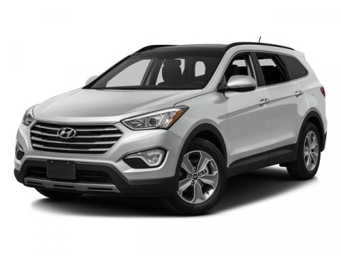 2016 Hyundai Santa Fe Limited Becketts Black V6 33 L Automatic 4 miles Keyes Hyundai on Van N