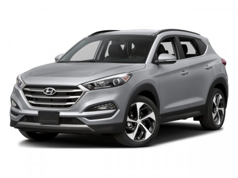 2016 Hyundai Tucson Limited Coliseum GreyBlack V4 16 L Automatic 6 miles  Turbocharged  All