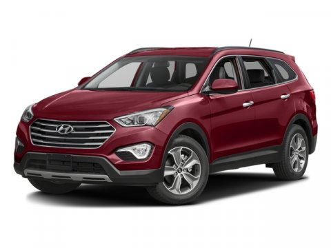 2016 Hyundai Santa Fe SE Gray V6 33 L Automatic 37337 miles  3041 Axle Ratio  Heated Front