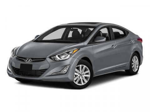 2016 Hyundai Elantra Gray V4 18 L  38966 miles Woodland Hills Hyundai come and see our great