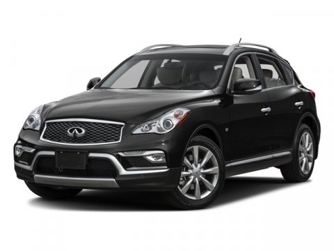2016 Infiniti QX50  V6 37 L Automatic 1 miles  Rear Wheel Drive  Power Steering  ABS  4-Wh