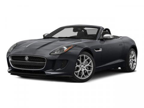 2016 Jaguar F-TYPE V6 Convertible RWD Ebony BlackCirrus V6 30 L Automatic 16690 miles No Deal