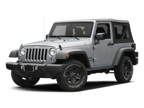 2016 Jeep Wrangler SPOR RHINOCLOTH V6 36 L Automatic 1 miles  Four Wheel Drive  Power Steeri
