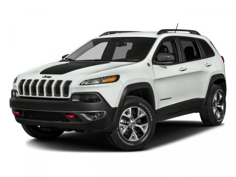 2016 Jeep Cherokee Trailhawk Billet Silver Metallic ClearcoatCLOTH V6 32 L Automatic 1 miles