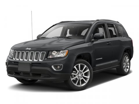 2016 Jeep Compass Black V4 24 L Automatic 40112 miles Delivers 26 Highway MPG and 20 City MPG