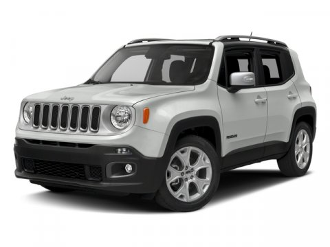 2016 Jeep Renegade Limited 4X4 Colorado RedBlack V4 24 L Automatic 38012 miles Off Lease Only