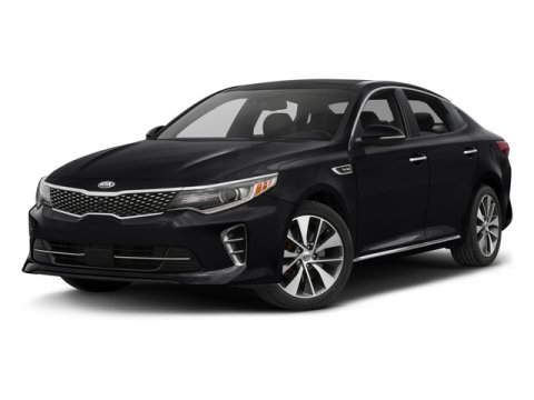 2016 Kia Optima SXL Turbo Ebony BlackBlack V4 20 L Automatic 8 miles  BLACK NAPPA LEATHER INT