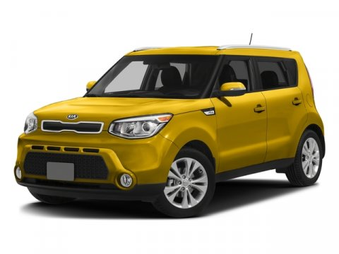 2016 Kia Soul Base Alien IIBlack V4 16 L Manual 8 miles Pricing includes KMFC K506 rebate and