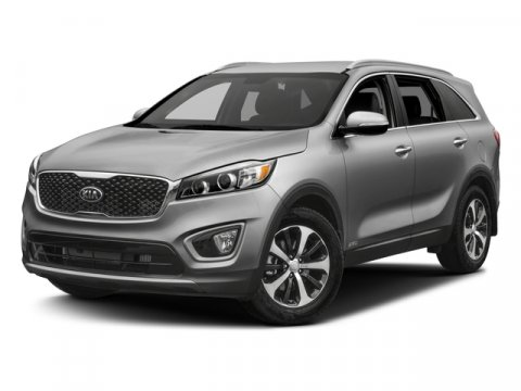 2016 Kia Sorento EX Dark CherryBlack V6 33 L Automatic 12419 miles  332 Axle Ratio  Wheels