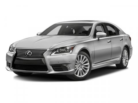 2016 Lexus LS 460 wNavigation Obsidian V8 46 L Automatic 12 miles  ACCESSORY PACKAGE Z2 -i