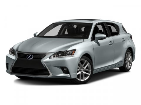 2016 Lexus CT 200h Hybrid Silver V4 18 L Variable 12 miles This 2016 Lexus CT 200H Hybrid wil
