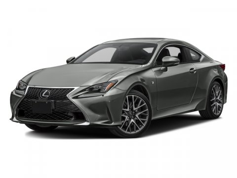 2016 Lexus RC 350 wNavigation Atomic Silver V6 35 L Automatic 1 miles New Arrival This 2016