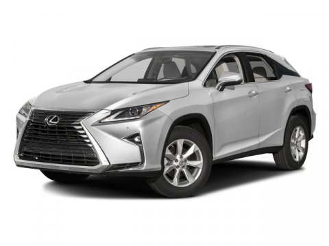 2016 Lexus RX 350 Nebula Gray Pearl V6 35 L Automatic 11 miles  All Wheel Drive  Power Steer