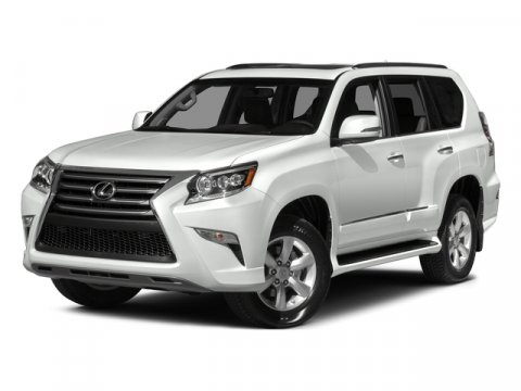 2016 Lexus GX 460 Starfire Pearl V8 46 L Automatic 12 miles  Four Wheel Drive  Power Steerin