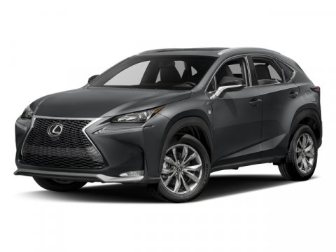 2016 Lexus NX 200t F Sport Ultra White V4 20 L Automatic 12 miles  Turbocharged  Front Wheel