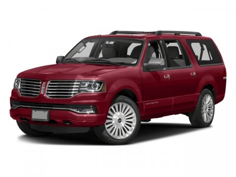 2016 Lincoln Navigator L Reserve 4X4 WhiteEbony V6 35 L Automatic 10 miles From the driver se