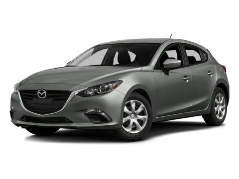 2016 Mazda Mazda3 i Sport Meteor Gray MicaBlack V4 20 L Automatic 2 miles In the world of com