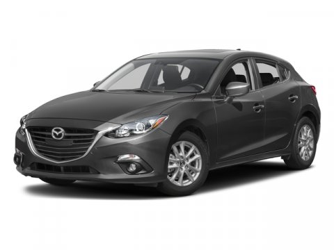 2016 Mazda Mazda3 i Touring DEEP CRYSTAL BLBlack V4 20 L Automatic 10 miles In the world of c