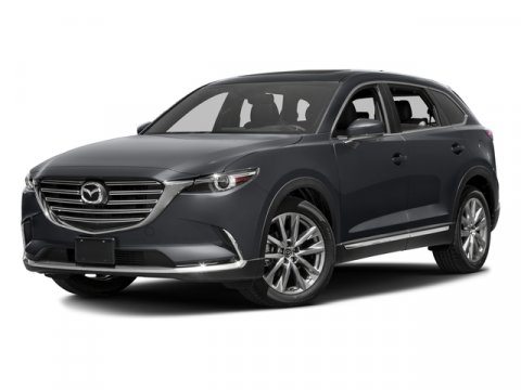 2016 Mazda CX-9 Signature Machine Gray MetallicAuburn V4 25 L Automatic 10 miles The All-New
