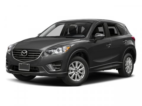 2016 Mazda CX-5 Sport Crystal WhiteBlack V4 25 L Automatic 10 miles Introducing a feat of eng