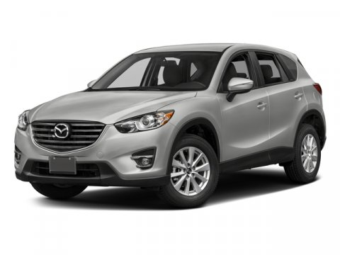2016 Mazda CX-5 Touring CRYSTAL WHITEBlack V4 25 L Automatic 10 miles Introducing a feat of e