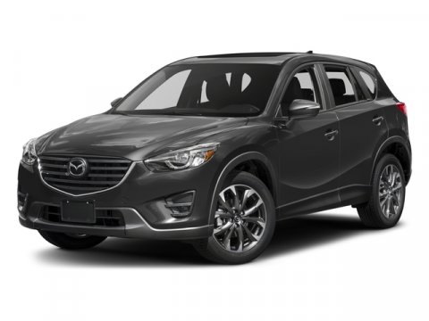 2016 Mazda CX-5 Grand Touring AWD Meteor Gray MicaBlack V4 25 L Automatic 32964 miles Off Lea