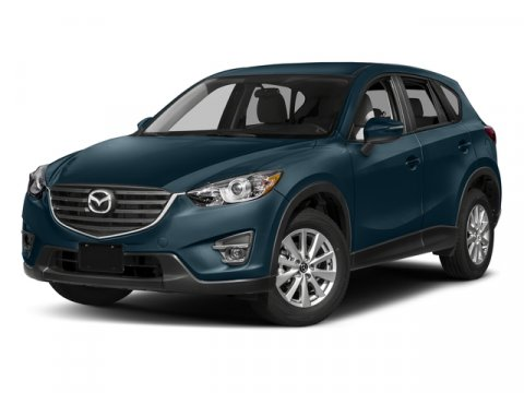 2016 Mazda CX-5 Touring Soul RedBlack V4 25 L Automatic 10 miles Introducing a feat of engine
