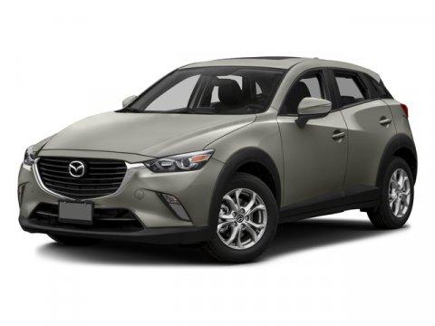 2016 Mazda CX-3 Grand Touring Meteor Gray MicaBlack V4 20 L Automatic 5 miles  Telematics  P