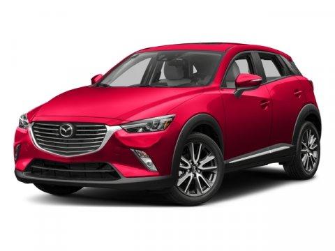 2016 Mazda CX-3 Grand Touring AWD Ceramic Silver MetallicBlack V4 20 L Automatic 7690 miles S