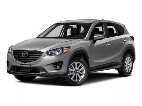 2016 Mazda CX-5 Touring Titanium Flash MicaBlack V4 25 L Automatic 2 miles  All Wheel Drive