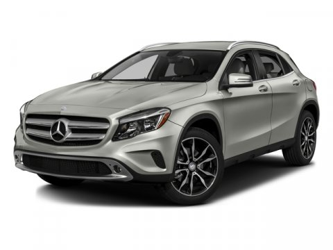 2016 Mercedes GLA GLA250 Mountain Gray MetallicBlack V4 20 L Automatic 0 miles Options BLACK