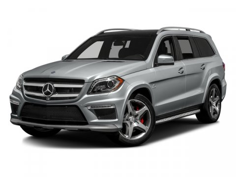 2016 Mercedes GL AMG GL63 BlackBlack V8 55 L Automatic 2717 miles Drivers only for this sexy