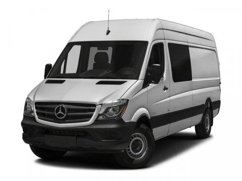 2016 Mercedes Sprinter Crew Van RWD 2500 170 Silver GrayTunja Black V6 30 L Automatic 7 miles