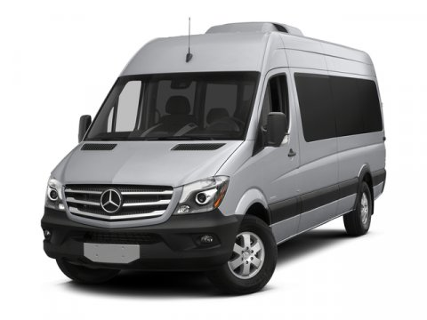 2016 Mercedes Sprinter Passenger Van RWD 2500 170 Arctic WhiteTunja Black V4 21 L Automatic 10