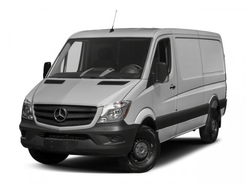 2016 Mercedes Sprinter Cargo Van Worker RWD 2500 144 Arctic WhiteTunja Black V4 21 L Automatic