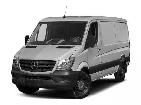 2016 Mercedes Sprinter Cargo Van Worker RWD 2500 144 Arctic WhiteTunja Black V4 21 L Automatic