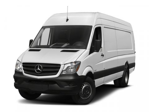 2016 Mercedes Sprinter Cargo Van Arctic WhiteTunja Black V6 30 L Automatic 145 miles The shap