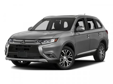 2016 Mitsubishi Outlander ES Labrador Black PearlBlack V4 24 L Variable 5 miles  ACCESSORY FO